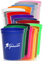16 oz. Plastic Stadium Cups