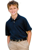 Youth Collared Shirt