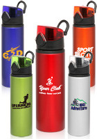 25 oz. Aluminum Sports Bottles