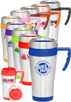 Travel Mugs with Handles