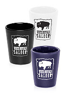 #2050  2oz. Custom Printed Ceramic Shot Glasses