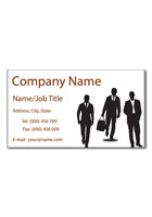 3 Business Executives Magnets