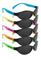 Junior Tropical Wrap Sunglasses - EM918