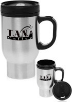16 oz. Stainless Steel Travel Mugs