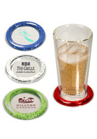 Beverage Chiller Pad Coasters