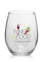 ARC 15 oz. Bola Stemless Wine Glasses