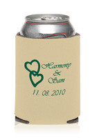 Collapsible Wedding Can Cooler