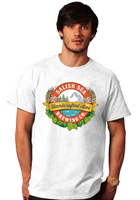 Gildan Full Color 5.3 oz White Heavy Cotton Tee