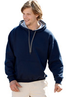 Gildan Heavy Blend Adult Contrasted Hooded Sweatshirt