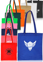 Popular  None-Woven Tote Bags