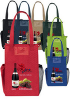 Super Snack Insulated Totes with Full Color Imprint