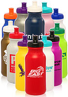 #WB20 20oz Custom Plastic Water Bottles