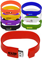 Wrist Band USB Drives
